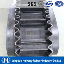 Sidewall Conveyor Belt with Large Adhesive Strength (H=260mm)