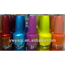 2013 Popular Colourful Nailpolish