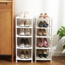 Plastic shoe rack Multilayer shoe rack