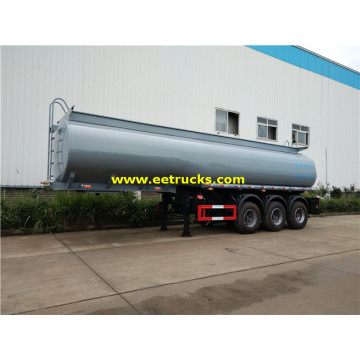 8000 Gallons 35MT Corrosive Liquid Transport Trailers