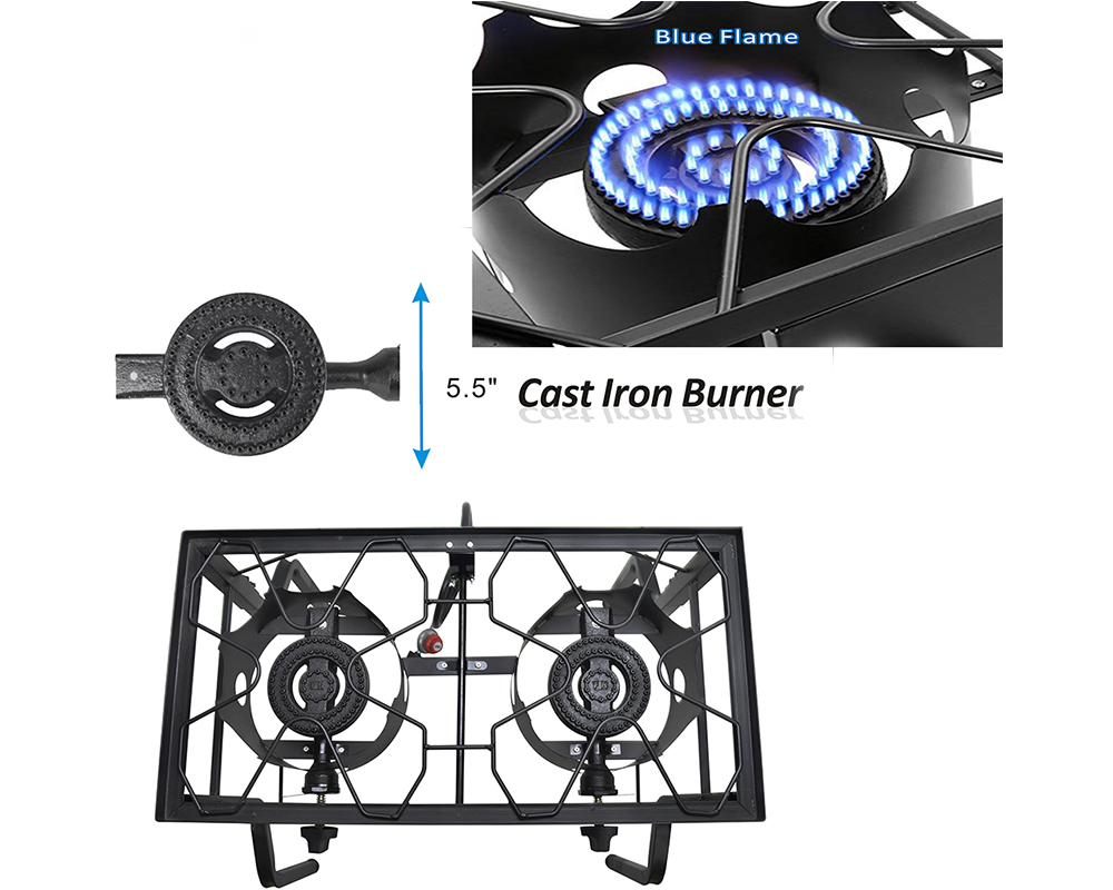 Cooking Burner High Pressure