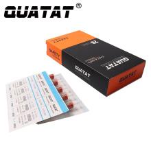 Alta calidad QUATAT marca cartucho de tatuaje agujas de excelente calidad