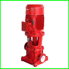 Fire Pump of Vertical Multistage Stainless Steel