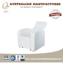 Hospital Recliner Pedicure Foot Massager Chair for Manicure
