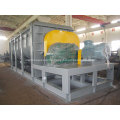 paddle dryer suppliers wedge-shaped paddle dryer machinery