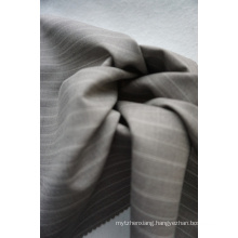 Strip Pure Wool Fabric for Suiting