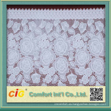 China alta calidad realzado PVC mantel