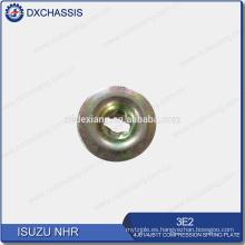 Placa de resorte de compresión NHR 4JB1 4JB1T genuino 3E2