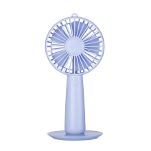 Mini USB Hand Makeup Mirror Fan Rechargeable