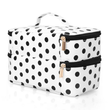 Fashion Dot Kosmetik Make-up Tasche Veranstalter