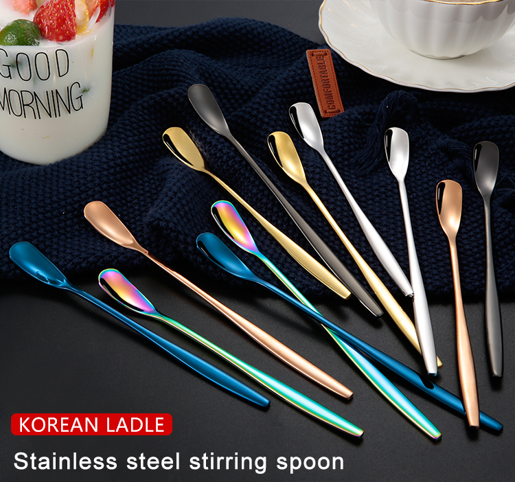 coffee stirring spoon