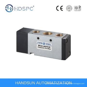 220V AC Aluminum Body 4V210-08 Pneumatic Solenoid Valves