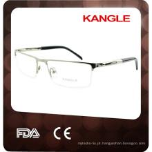 2017 Aprovação da FDA homens Óculos de óculos de metal Quadros ópticos