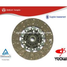 YUCHAI disco de embreagem E12FA-1600740