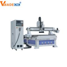 Machine CNC à 4 axes avec table de vide ATC