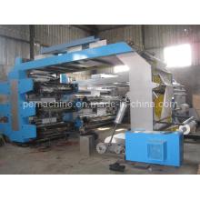 Высокоскоростная флексографская печатная машина Hrt61000 (CE)