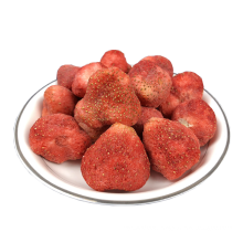 Factory price Manufacturer Supplier bulk freeze dried organic strawberry