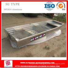 Aluminum Boat for Fishing and Leisure Su Type (SU-20)