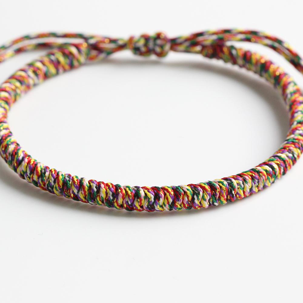 Muti-color Rope Bracelet