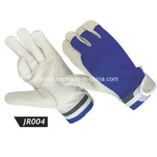Promotional Pigskin Leather Mechanics Working Safe Glove