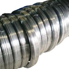 Low Carbon Hard Drawn Oval Steel Wire