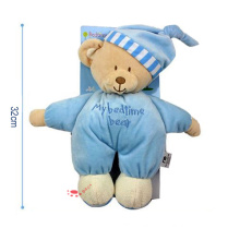Plush Baby Toy Chubby Bear