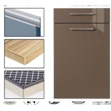 Lack Küche Schrank Türen mit Griffen (angepasst)