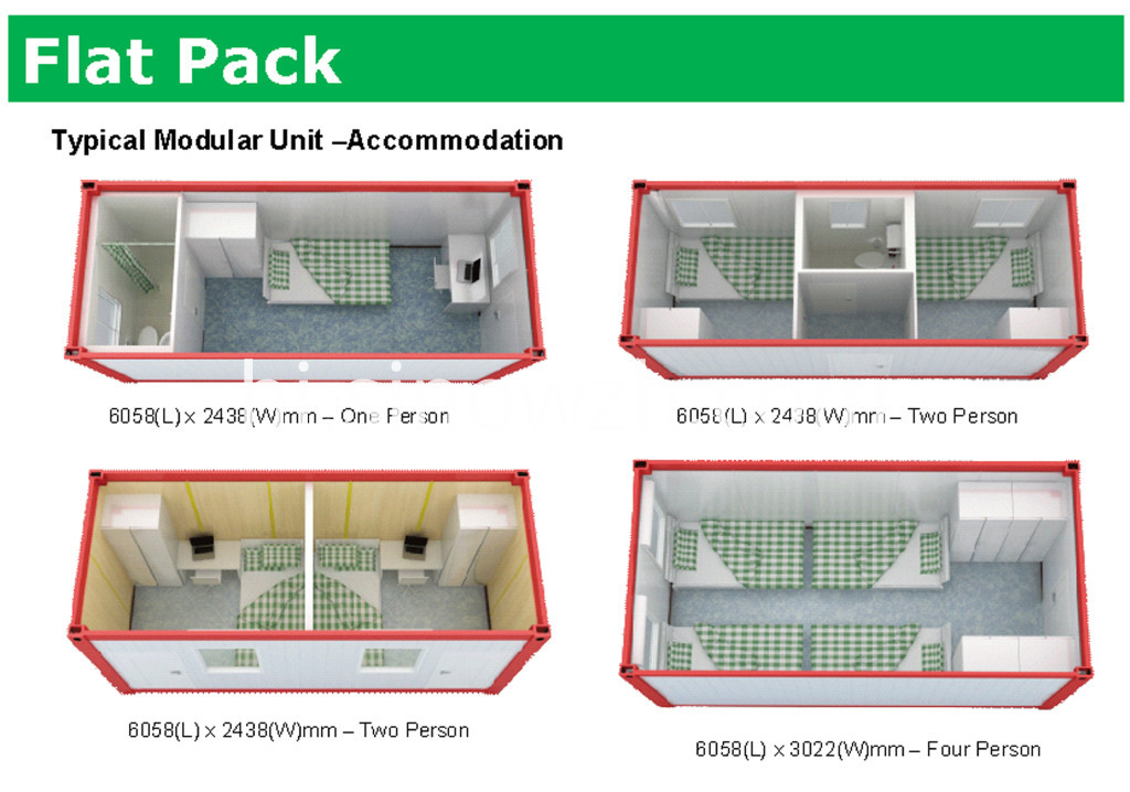 container house dimention