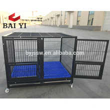 Square Tube Collapsible Pet Dog Cage