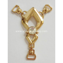 2014 New Gold Metal Sandal Chain for Women's