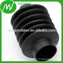 Diseño personalizado Fuelle de goma de nitrilo