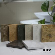 white faux brick wall panels/faux marble sheet/acrylic wall cladding