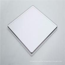 Puertas correderas de lámina de policarbonato macizo de plástico
