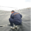 Building Material HDPE Pond Liner Geomembrane
