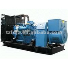 Open Type MTU diesel generator sets