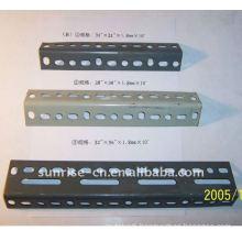 slotted angle steel bar