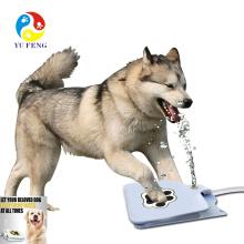 Produto exterior automático da descida da água da cachoeira da fonte de água para beber dos cães