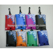 2012 rept Falten Polyester Tasche & shoping Tasche & Falten Polyester Tasche