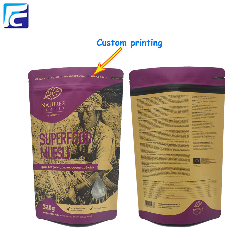 Food Grade Bag For Flour