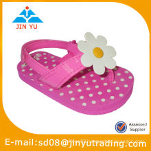 Good quality kids nude sandals