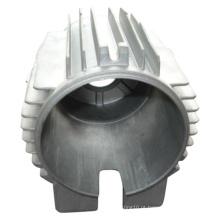 A baixa pressão de alumínio do OEM morre carcaça para o alojamento de motor