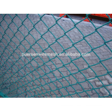 Construction Chain Link Net
