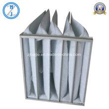 Filtrierende Ausrüstung von Vliesstoff