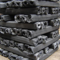 Briquete Forma casca de coco e briquete de carvão de bambu