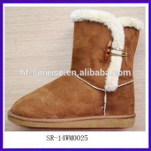 SR-14WM0025 2014woman winter boots fashion High Quality Low Price Women's Snow Boots popular winter women snow boots