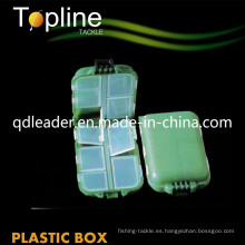Material de los PP pesca caja de plástico con OEM