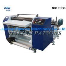 China fornecedor Thermal Till Roll Slitter Rewinder