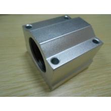 CNC Parts Linear Slide Unit Bloque de rodamiento lineal Bearing Block Sc40luu