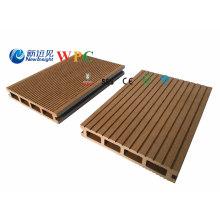 Revestimento plástico de madeira do composto WPC de 150X25mm para jogos olímpicos