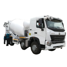 New 8 Cubic Meters Self Loading Sinotruk HOWO 6X4 Concrete Mixer Truck